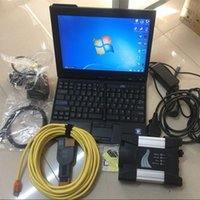 per BMW Diagnostic Tester Tool ICOM Next Super HDD 1 TB ISTA Expert Mode Laptop X200T Touch Screen Software Computer Set completo