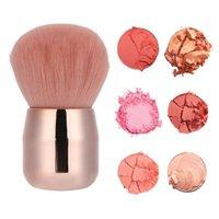 Makeup Brushes Loose Powder Brush Mushroom Shape Smooth Portable Cosmetic Blush Tool Soft Hair Eye Shadow Applicator