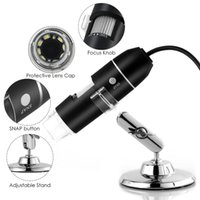 Cameras Digital Microscope 3-In-1(Micro USB  USB   Type-C ) 50 To 1000x Magnification Endoscope (Android Phones Need OTG Function)
