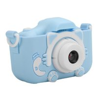 Digital Cameras Kids Toys Cartoon Mini Camera 2 Inch HD Screen Games Video Recorder Camcorder Timed Shooting For Child Gifts