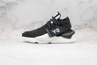 رجل كايوا مصمم أحذية رياضية كوساري الثاني جودة عالية أزياء Y3 المرأة أحذية العصرية سيدة Y-3 عارضة المدربين حجم 36-45