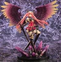 Kotobukiya Anime jeu Rage de Bahamut Dark Angel Olivia 1/8 Échelle PVC Pos Peint Figure Modèle Toys 103