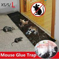 Mouse Board Sticky Möss Limfälla Hög effektiva Godent Rat Snake Bugs Catcher Pest Control Avvisa Nödlig ekovänlig