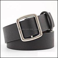 Cinturones Aessies Fashion Aessorsors Campos de Win Designer Negro Rojo Rojo Blanco Cinturón de Cuero Cintura Cintura Femenina Vintage Pin Pin Hebilla Cintura para