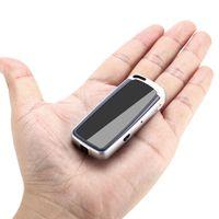 Digital Voice Recorder Mini Camera Camcorder Video Key Chain 480P CMOS Sensor MP3 Player Support TF Card