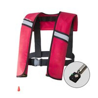 Chaleco salvavidas inflable para adultos Chaleco de vida de kayak Agua Deporte de agua Pesca de la pesca Jacket de supervivencia VESTURA VESTIDO PRODUCTOS PARA HISHOLENOS