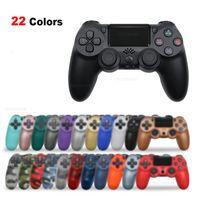 Поддержка Bluetooth беспроводной джойстик PS4 контроллер для мандо для консоли PS4 для PlayStation Dualshock 4 GamePad PS3