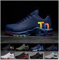 رجالي بلس TN Ultra Nano Zapatillas Homme رياضة Mercurial Chaussures كرة السلة الاحذية US7-12 مع الهدايا