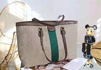 2021 Nuova qualità Superiore Qualità Shopping Bags Shopping Bag Borsa Borsa a tracolla Stampa Borsa portatile Borsa inclinata Borse Borse Donne Totesl