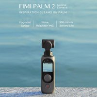 Drones FIMI PALM 2 3-Axis Handheld Gimbal Stabilizer WiFi 308 Min Noise Reduction MIC 128° Wide Angle Smart Track In Stock
