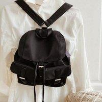 디자이너 배낭 남자 여성 나일론 핸드백 지갑 패션 학교 가방 대용량 여행 배낭 유니섹스 가방