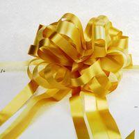 Newwwholesale 웨딩 장식 꽃 레이아웃 Bowknot 아름다운 축제 차 핸들 백미러 게으른 손으로 그린 꽃 EWF7122