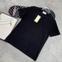 20SS Fossil Pringing T-Shirt Baumwolle Sommer Street Skateboard T-Shirt Männer Frauen Kurze Ärmeln Casual Tee HFLSTX510