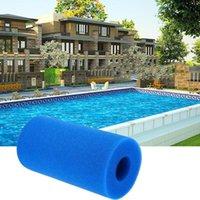 Pool & Accessories Washable Sponge Foam Cartridge Reusable Filter 200×100×40MM Biofoam Cleaner Swimming