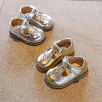 Kids Shoes Baby Girl Shoes Genuine Leather Toddler Shoes Princess Infant Footwear 1-3Y B4214