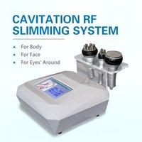 المحمولة الوجه وفقدان الوزن الجسم جهاز شفهية لفقدان الوزن نظام التخسيس 40K التفضيل RF العناية بالبشرة للمنزل