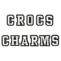 DIY letters number shoe charm PVC soft rubber shoecharms buckle accessories decoration for croc charms wholesale