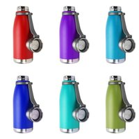 650ml Stainless Steel Vacuum Flask for Fitness Portable 22oz...