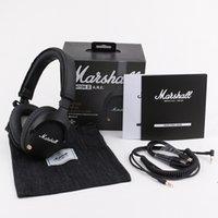 Marshall Monitör II ANC Bluetooth Kulaklık DJ Kulaklık Derin Bas Gürültü Yalıtımlı Kulaklık Kulaklık