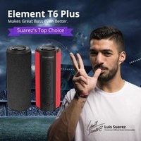 In Stock Tronsmart Element T6 Plus TWS Portable Bluetooth TF SD Card 40W 15 hours outdoor portable mini Speaker