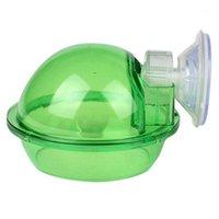 물고기 탱크 수족관 수중 장식 물고기 수중 애완 동물 용품 EWE7461 수족관 수족관 수족관 수족관 수중 컵을 가진 새로운 녹색 cupatin 컵 수생 식물 컵 냄비