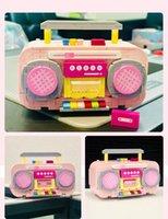 Loz Nette Rosa Recorder Bausteine Modell, Mini DIY Montieren Pädagogisches Spielzeug, Verzierung für Weihnachtskind-Geburtstags-Mädchen-Geschenk, Sammeln Sie 1120, 3-2