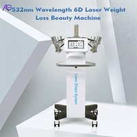 2021 Newest Slimming XM-687 6D laser machine treatment for body contouring weight loss and cellulite removal the beauty equipment
