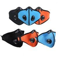 Winddichte Epack Masken Designer Aktivierte Anti-Fog Carbon Anti-Dämmerung Staubdicht Atmungsaktiv Sonnencreme Outdoor-Radsport-Gesichtsmaske 2.5PM-Filter