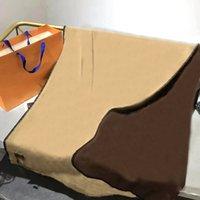 Роскошные унисекс кашемировые одеяло шарф осень зимний диван крышка драпировки открытый офис квадратный полотенцем