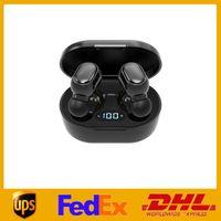 DHL LIVRAISON GRATUITE TWS Écouteurs Bluetooth Casques sans fil Sports imperméables Écouteurs Écouteurs Business Headset Stéréo Handfree Gaming Casque de jeu