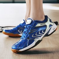 Tennis shoes Professional men's volleyball breathable anti skid sports indoor stability training size 36 40 0903