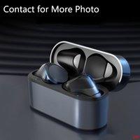 Auriculares para auriculares inalámbricos Transparencia CHIP Transparencia Metal Cambie el nombre GPS CARGA INALÁMBRICA GPS Bluetooth auriculares Bluetooth Generación Detección de la oreja para el teléfono celular 2233AP