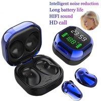 S6 Plus Tws Wireless Ohrhörer Komfortable Mini-Taste Bluetooth-Ohrhörer Kopfhörer HIFI-Sound Binauraler Anruf Ohrheilungen 9D Sport Headset