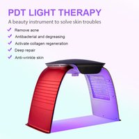 New style led light pdt skin tightening blue red therapy acne treatment professional beauty machine