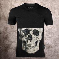 2020 Projektant T-shirt Bawełniany Moda Krótki Rękaw Męski Luźny Sport Outdoor Top