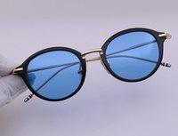 2021 جديد النظارات البصرية إطار لوحة جولة النظارات النظارات الإطار النظارات النساء الرجال النظارات إطارات قصر النظر مع المربع الأصلي