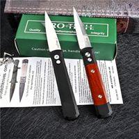 PROTECH 920 Coltello pieghevole 154 cm Blade in acciaio Steel Blade Outdoor Difesa Pocket Pocket Milives Knives Zaino EDC Strumenti di autodifesa HW600