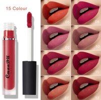 CAÑA MATE MATE LIBRE LIBRE Diario de la taza de labios Lipgloss 15 Color para seleccionar Natural Coloris Beauty Makeup Lip Gloss