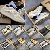 2022 أعلى جودة كاني ويست 700 V3 أحذية رجالي الاحذية azael الفح 500 فائدة أسود استحى ساكنة عاكسة أسرييل سيندر إشرفيل النساء أحذية رياضية