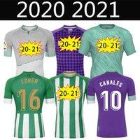 2020 2021 Real Betis Football Jersey Jersey Koaquin Roland Budboz Бартра Бартра Каналес