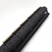 12pcs Nylon handguard cover AR15 stopper protection sheet M-LOK system with anti-skid hunt rifle accessory