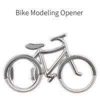 أزياء المنزل المطبخ بار فائدة دراجة شكل المعادن البيرة فتاحة الإبداعية الحرف مفتاح سلسلة هدية بالجملة