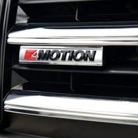 Sciker 4Motion Sciker pour Volkswagen VW Tiguan Scirocco Passat B6 B7 Jetta Mk6 Mk5 Golf 7 5 4 Polo Touran Touareg VW Autocollant