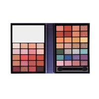 Eye Shadow 48 Colors Pallet Shimmer Glitter Matte Bright Shiny High Pigmented Female Professional Eyeshadows Makeup Palette Sets