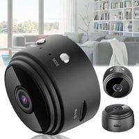 A9 1080P WIFI مصغرة كاميرا IP في الهواء الطلق نسخة ليلة كاميرا مايكرو كاميرا صوت فيديو مسجل الأمن HD Wireless Mini Camcorders DHL