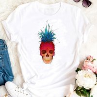 And Women Female Summer Pineapple Mens T Shirt Funny Beach Cute Trend Cartoon Tshirts Fashion Clothes Graphic Top Lady Print