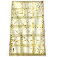 أدوات الخياطة أدوات القطع حاكم متعددة الأغراض خليط القماش لحاف diy تصميم الملابس رسم الحرفية حصيرة مجموعات 30 × 15 سنتيمتر