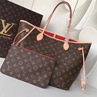 Mulheres bolsa bolsa de ombro sacos de compras totes clássico bolsa marrom código de data número de código de verificador de verificador de grade 11