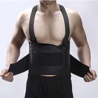Peso leve Aliviar a dor nas costas Corset Lower Elastic Lombar Belt Cintura Cintura Supple Border Bace Supple para Spine Pain Corretor de postura 41 x2