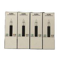 AURA 7 Couleur de LED rechargeable VISABLE VAPE POD ECIGarette 1500 Puffs 1000MAH 5MAH 5ML Vape Poule Bar Plus double XXL Bang XXL Air Bar Lux Lux